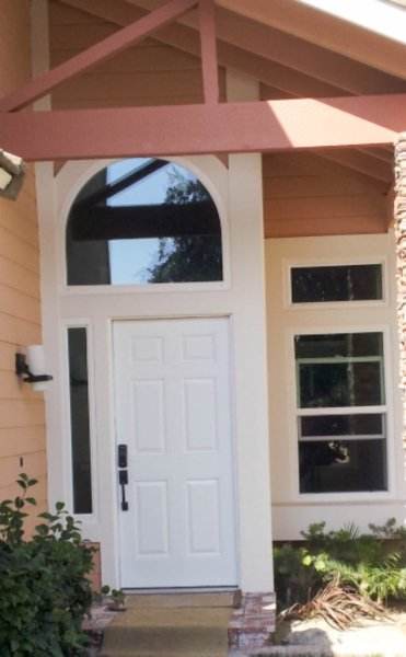 Windows and Entry Door After
