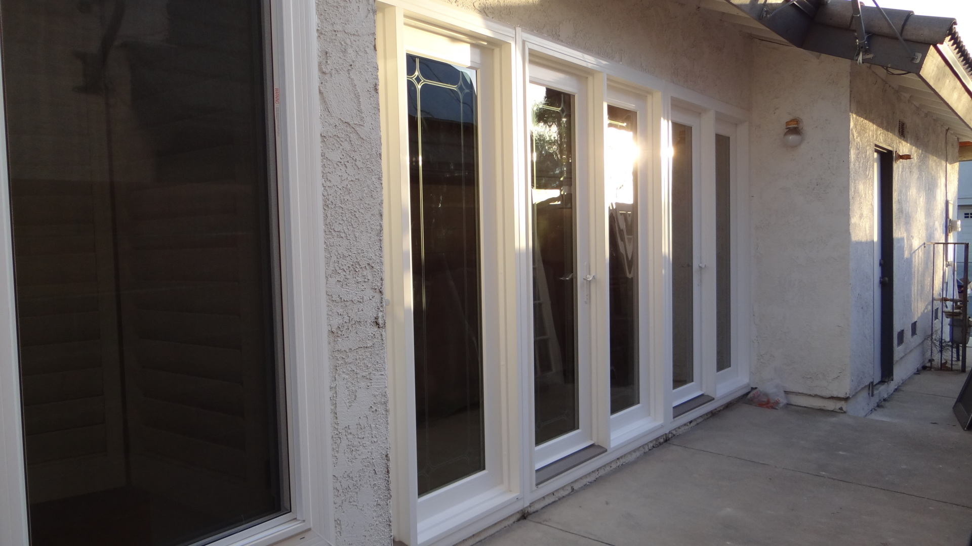 Windows and Doors After